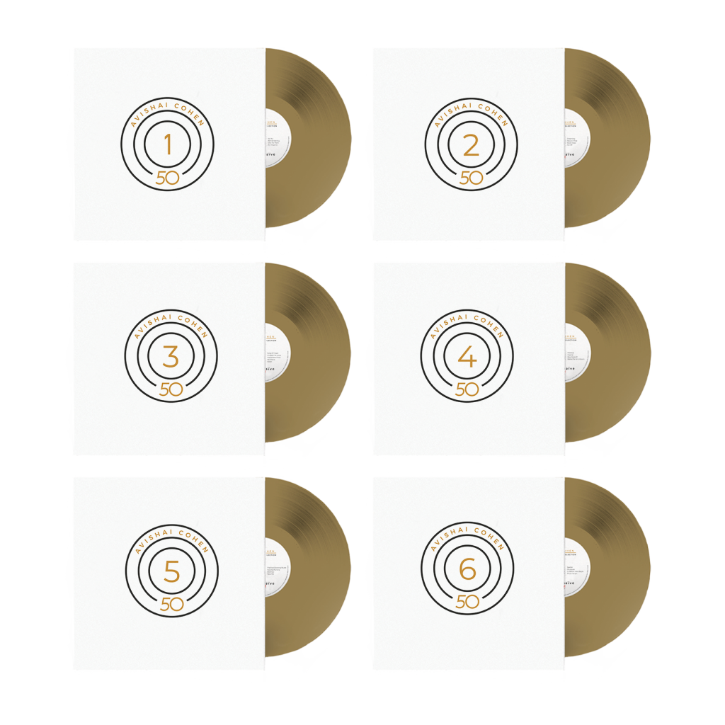 50 Gold Collection - vinyl